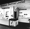 1978 First exhibition stand