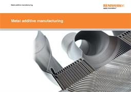 Brochure: Metal additive manufacturing